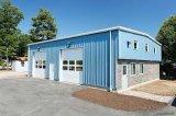 2 Fußboden-Stahlkonstruktion-Gebäude