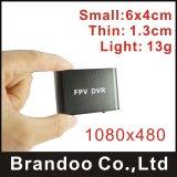 Tamanho ultra claro e mini 720p SD DVR para o modelo do avião, Fpv SD DVR, Bd-300f modelo