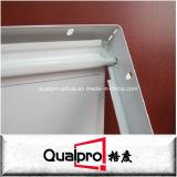 Panneau d'acce2s en acier enduit de poudre blanche AP7050