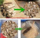 chaîne de production en bois de la boulette 600-1500kg/H