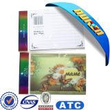 Cheap modificado para requisitos particulares 3D Lenticular Postcard Printing