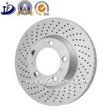 CNC кованой стали/нержавеющей стали/алюминиевых OEM пролома дисков подвергая механической обработке с подвергать механической обработке CNC