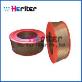 Elemento de filtro 39708466 do compressor de ar do IR