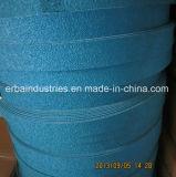 Rouleau de pièces de rechange de textile couvrant la bande en caoutchouc