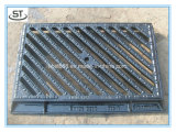 Дуктильный канал утюга C250 скрежеща для Дубай