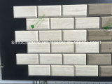 Teste padrão de mármore branco popular do mosaico