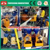 Máquina da extração do petróleo do extrator/palma do petróleo de semente da palma em Tailândia