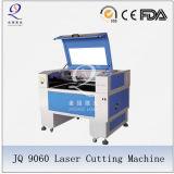 Taglio del laser del raccoglitore del sacchetto del cuoio sintetico del cuoio genuino del taglio di macchina di industria