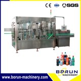 De sprankelende Frisdranken (CSD) Gebottelde het Vullen van de Drank Fabriek van de Machine