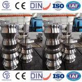 Formación de rollo / molde para tubo de soldadura rectangular 10-600mm