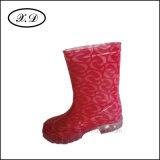 Ботинки PVC дождя способа для детей (BX-016)