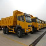 Caminhão de descarga da condução à direita 6X4 320HP de FAW para a venda
