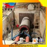 tubo de la alcantarilla de los subterráneos de 1650m m que alza con el gato la máquina