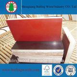El negro vendedor caliente/Brown/la película roja hicieron frente a la madera contrachapada