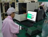 inspeção cheia em linha Spi da pasta da solda da inspeção do PWB 3D para SMT com máquina de gravura