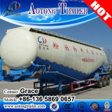 반 세 배 차축 50cbm 60ton 대량 시멘트 탱크 트레일러는, 대량 운반대, 대량 시멘트 유조선, 대량 시멘트 수송 트럭, 판매를 위한 대량 시멘트 트레일러에 시멘트를 바른다