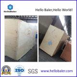 Prensas verticales del papel usado de la empaquetadora de Hellobaler