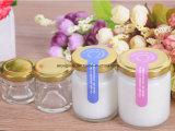 Tarros de cristal redondos de la miel para el alimento 100ml, 250ml, 500ml, 1000ml del almacenaje