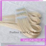 Remyブラジルのブロンドの最もよいテープ毛