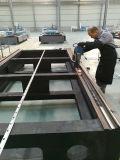 Сталь углерода Raycus Ipg/нержавеющий резец лазера листа металла для сбывания