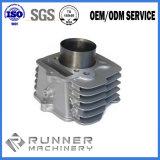 La precisión modificada para requisitos particulares de aluminio a presión la fundición para las piezas de la cubierta del motor