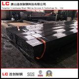 Saldatura del tubo d'acciaio del quadrato nero En10219. Q235