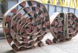 Trasportatore verticale della benna del acciaio al carbonio