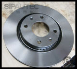 Disco anteriore del freno del rotore per Peugeot/Citroen/Dallas (424689/91 508 di 338)