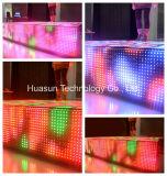 Illuminazione di effetto di fase del LED Dance Floor P37.5mm