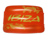 Almofada inflável PVC PVC com logotipo do cliente