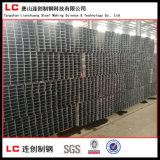 Quadrato di Weled/tubo d'acciaio di Rectanguilar con l'alta qualità