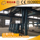 年次Production 50000cbm AAC Brick Making Machine