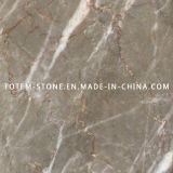Natural Polished White/Black/Green/Grey Stone Marble para Floor
