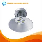 Il workshop IP65 impermeabilizza 120W l'illuminazione industriale chiara della PANNOCCHIA LED Highbay
