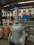 GOST/DIN Pn16 Dn500の鋳造物鋼鉄ゲート弁(Z41H-DN500-PN16)