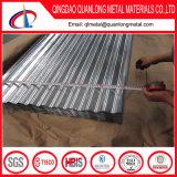 Heißes BAD Z275 Metallzink-gewölbtes Dach-Blatt
