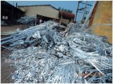 Aluminiumschrott 6063 und Aluminiumdraht-Schrott