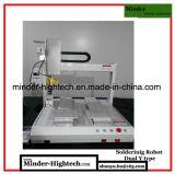 가득 차있는 영어 버전 CNC 납땜 기계 MD Dh T54411