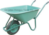 Bandeja de plástico Wb6414 Wheel Barrow with American Market
