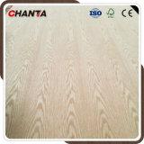 madera contrachapada de la suposición del roble rojo de 3.6/5.2m m para los muebles