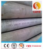 La mejor calidad y precio bajo 301 del tubo de acero inoxidable/del tubo 302 303se