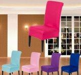 現代ホテルの宴会および結婚式の高品質のスパンデックスの椅子カバー