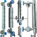 Gauge Glass Tubular de nivel para medir el nivel de agua / tanque de agua Indicador de nivel / Indicador de nivel de agua