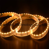 Luz flexible de la cinta de las tiras de la vista lateral LED de SMD335 DC12V 9.6W