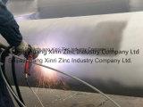 金属の保護のためのアークのスプレー亜鉛装置