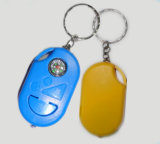 Kompaß Function LED Light Keychain mit Logo Printed (3002)