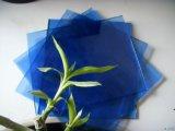 4-10mm 포드 파란 /Dark 파란 사려깊은 유리