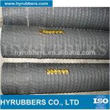 Manguito grande flexible del caucho de la succión de la rastra del diámetro
