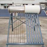 ヒートパイプの加圧太陽熱湯ヒーターシステム(ChaoBa)