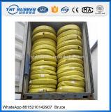 Manguera hidráulica de la manguera de goma de alta presión estándar del SAE